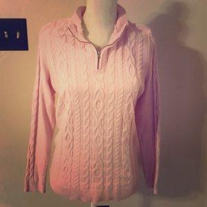 Pink Kim Rogers long sleeve